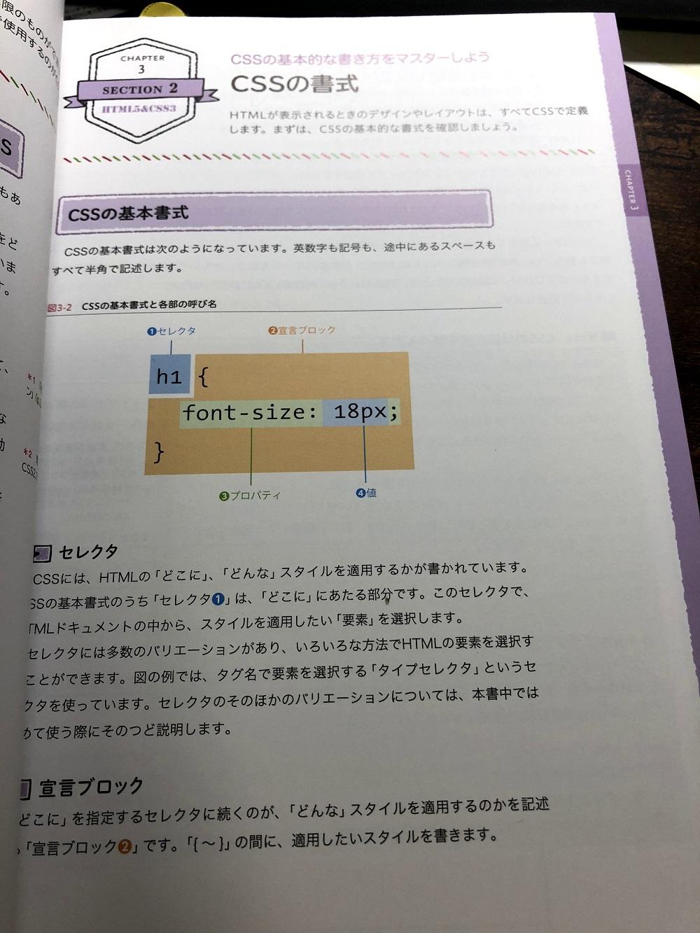 HTMLデザイン