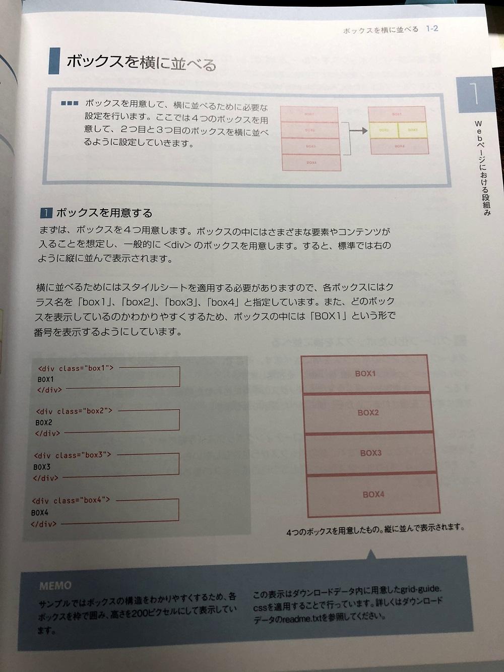 HTMLデザインブック