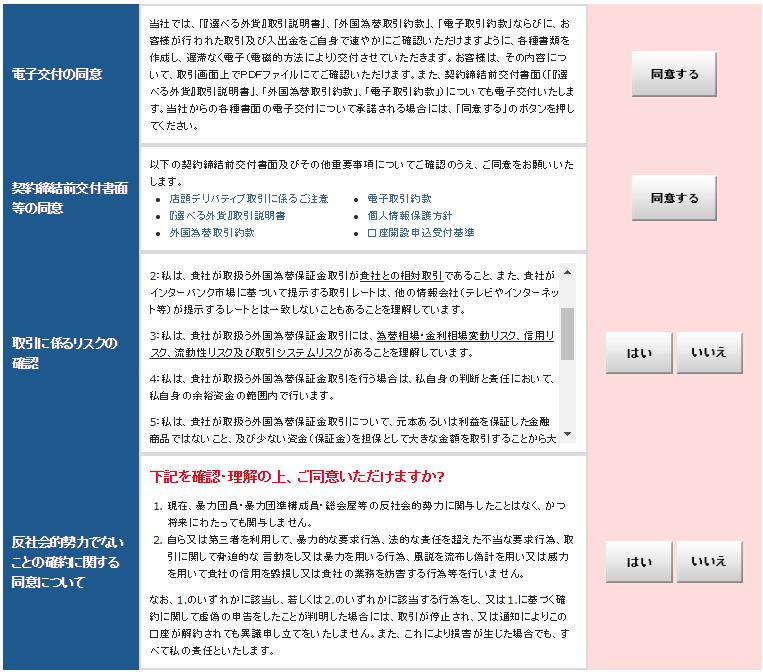 FXプライム口座開設5