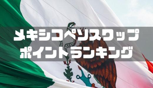 【必見】メキシコペソのスワップポイントが高いおすすめ業者はどこだ?(8/16更新)