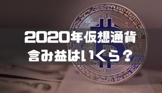 2020年はもうすぐ終わり!仮想通貨の資産状況を整理!含み益はいくらだ?