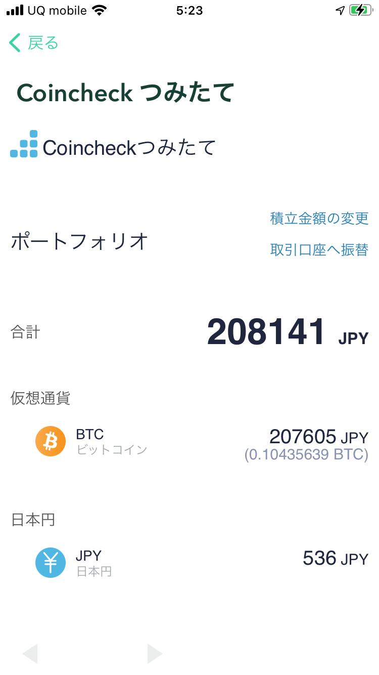 コインチェック資産